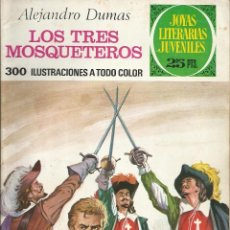 Tebeos: LOS TRES MOSQUETEROS - ALEJANDRO DUMAS Nº 96 - A. 1977. Lote 85475064