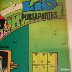 Tebeos: COLECCION OLE 38 EJEMPLAR DE EDITORIAL PROHIBIDA SU VENTA MUY BUEN ESTADO DOÑA LIO PORTAPARTES. Lote 85795584