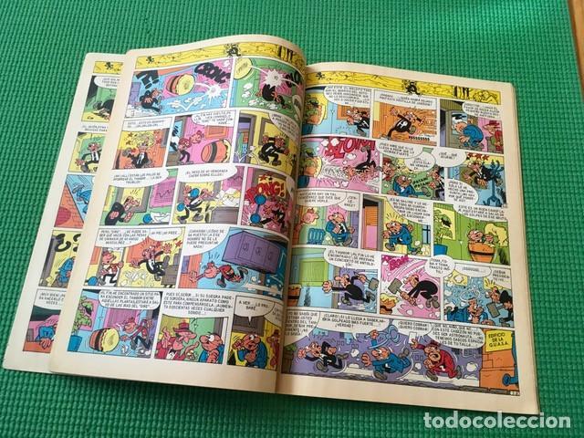 Tebeos: Col Olé nº 122 - Sacarino y Pepe Gotera y Otilio - 1ª edición con número en el lomo - Foto 4 - 85868620