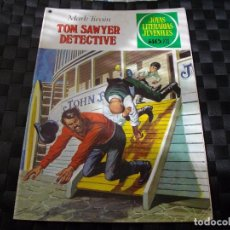 Tebeos: JOYAS LITERARIAS JUVENILES Nº 60 TOM SAWYER DETECTIVE LA DE LAS FOTOS VER TODOS MIS LOTES . Lote 86101172
