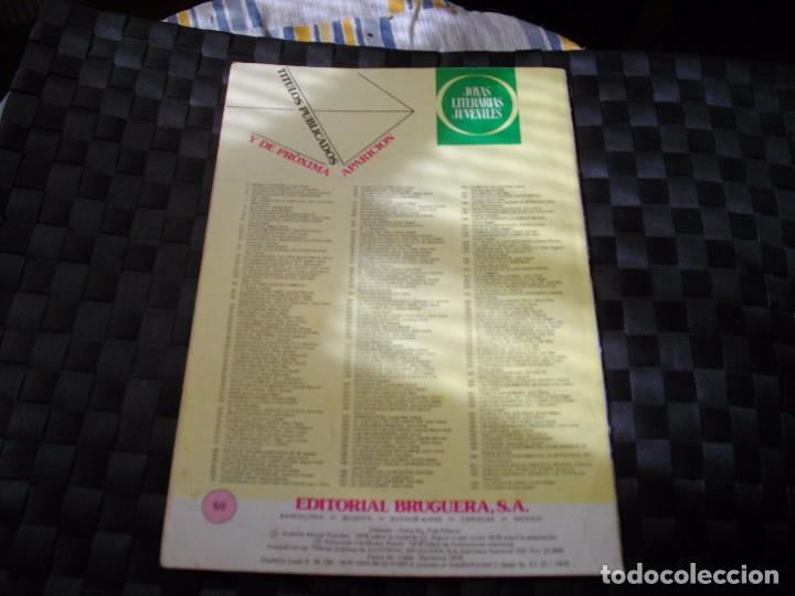 Tebeos: JOYAS LITERARIAS JUVENILES Nº 60 TOM SAWYER DETECTIVE LA DE LAS FOTOS VER TODOS MIS LOTES - Foto 4 - 86101172