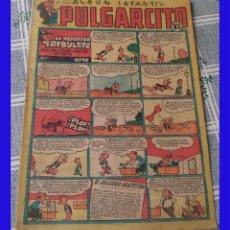 Tebeos: PULGARCITO Nº 225 ALBUM INFANTIL INSPECTOR DAN TERROR DEL MAR BRUGUERA ANGEL PARDO. Lote 86144376
