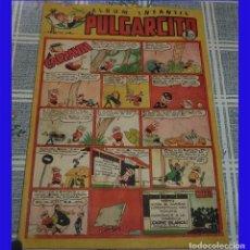 Tebeos: PULGARCITO Nº 219 ALBUM INFANTIL INSPECTOR DAN TERROR DEL MAR BRUGUERA ANGEL PARDO. Lote 86146020