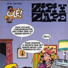 Tebeos: ZIPI Y ZAPE Nº 23. Lote 86152680