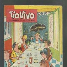 Tebeos: TIO VIVO Nº 2, SEGUNDA EPOCA, 1961, BRUGUERA. Lote 86295532