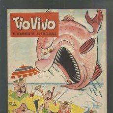 Tebeos: TIO VIVO EXTRA DE VERANO, 1961, BRUGUERA MUY BUEN ESTADO. Lote 86296080