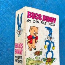 Tebeos: BUGS BUNNY - DIA FATIDICO - MINI INFANCIA Nº 62 PRIMERA EDICION- BRUGUERA. Lote 86315216