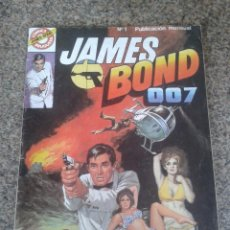 Tebeos: JAMES BOND 007 -- Nº 1 -- BRUGUERA --. Lote 86351516