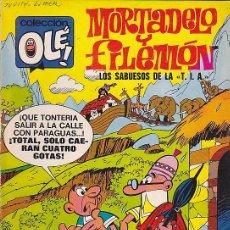 Livros de Banda Desenhada: COMIC COLECCION OLE MORTADELO Y FILEMON Nº 45 1ª EDICION . Lote 86373800