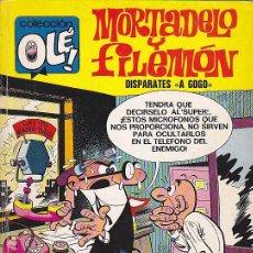 Livros de Banda Desenhada: COMIC COLECCION OLE MORTADELO Y FILEMON Nº 90 1ª EDICION . Lote 86373888