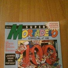 Tebeos: «SUPER MORTADELO» Nº 100 (1992). Lote 86385592