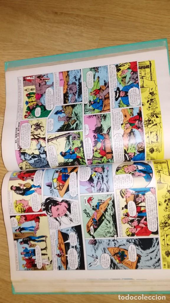 Tebeos: TEBEO FAMOSAS NOVELAS SERIE AZUL CON ESTHER Y SU MUNDO, TOMO Nº 8, BRUGUERA, 1ª EDICION,1983, - Foto 5 - 86388608