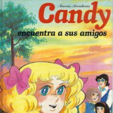 BDs: VE15 - CUENTO DE CANDY ENCUENTRA A SUS AMIGOS - 1ª EDICION DE 1985. Lote 86418400