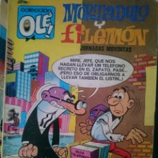 Tebeos: TEBEO COLECCION OLE - MORTADELO Y FILEMON - JORNADAS MOVIDITAS -REFM1E5BODE. Lote 86424752