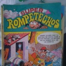 Tebeos: TEBEO - SUPER ROMPETECHOS -NO PONE EL NUMERO. Lote 86425012