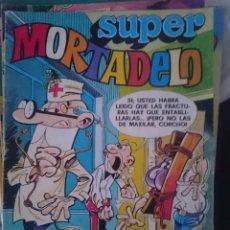 Tebeos: TEBEO - SUPER MORTADELO -NO PONE EL NUMERO -REFM1E5BODE. Lote 86425060