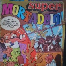 Tebeos: TEBEO - SUPER MORTADELO - NO PONE EL NUMERO -REFM1E5BODE. Lote 86425120