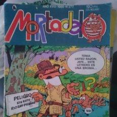 Tebeos: TEBEO - MORTADELO - N 227 - AÑO XVIII - 1986 -REFM1E5BODE. Lote 86425168