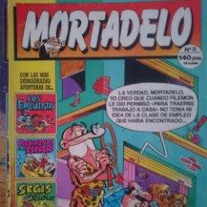 Tebeos: TEBEO - MORTADELO - N 8 -REFM1E5BODE. Lote 86425348