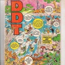 Livros de Banda Desenhada: DDT. EXTRA DE VERANO. 1971.BRUGUERA. .(ST/A15). Lote 86487068
