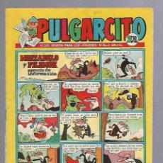 Tebeos: TEBEO PULGARCITO. Nº 1528. AÑO XL. REVISTA PARA LOS JOVENES. 2'50 PTS. BUEN ESTADO. Lote 86531208