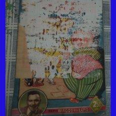 Tebeos: PULGARCITO LAS MEJORES HISTORIETAS DE GORDITO RELLENO PEÑARROYA . Lote 86680272