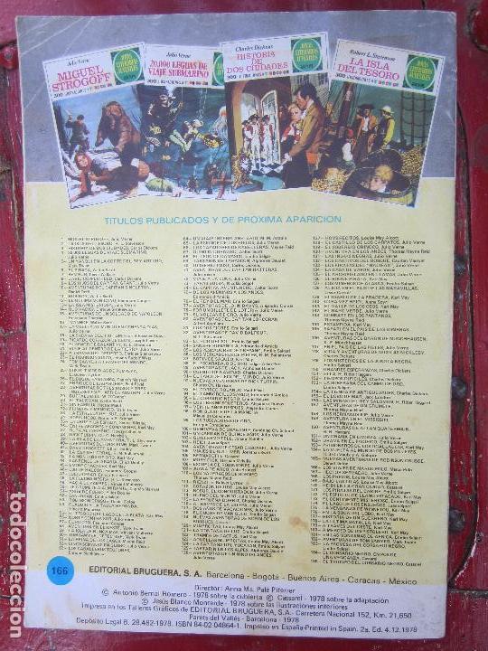 Tebeos: joyas literarias juveniles , n.166 , los viajes de marco polo , bruguera 1978 - Foto 3 - 86885840