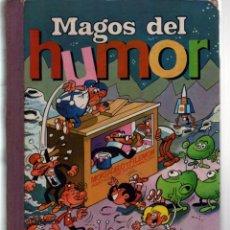 Tebeos: MAGOS DEL HUMOR. VOLUMEN VI 400 PAGINAS 1972. Lote 86970532
