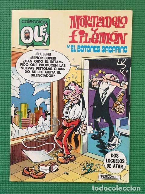 MORTADELO Y FILEMON COLECCIÓN OLÉ Nº 188 - 1ª EDICIÓN 1980 (Tebeos y Comics - Bruguera - Ole)