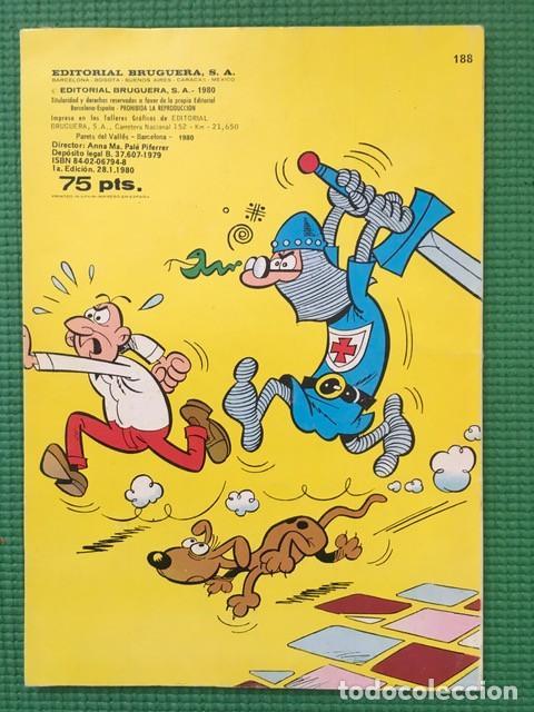 Tebeos: Mortadelo y Filemon colección Olé nº 188 - 1ª edición 1980 - Foto 3 - 87560206