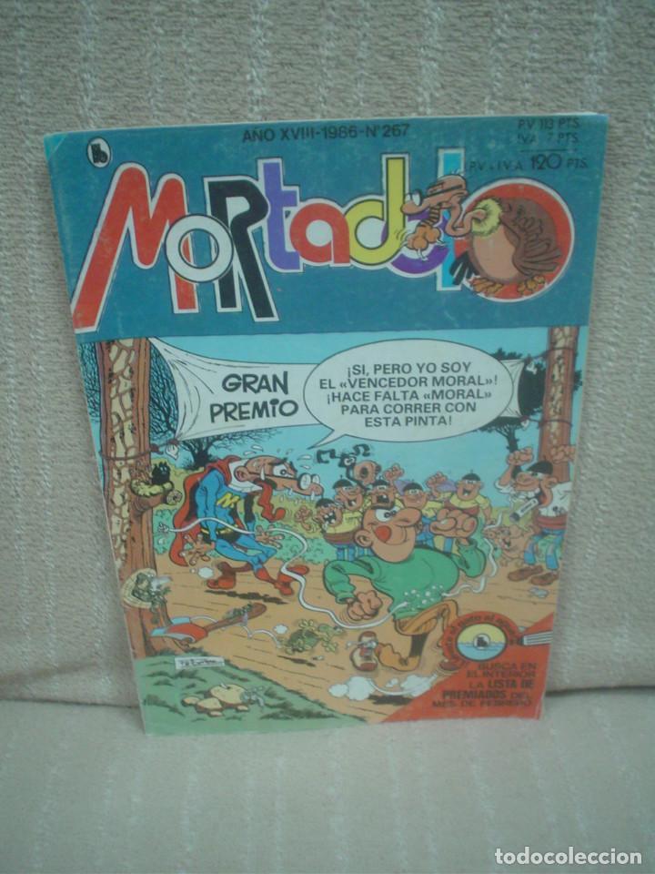 MORTADELO Nº 267 (Tebeos y Comics - Bruguera - Mortadelo)