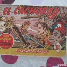 Tebeos: EL CACHORRO Nº 194. Lote 114435022