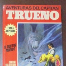 Tebeos: AVENTURAS DEL CAPITAN TRUENO. EXTRA ESPECIAL. EL DOCTOR MAGICO. 1970. EDITORIAL BRUGUERA. Lote 87401364
