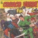 Tebeos: EL COSACO VERDE. ALMANAQUE PARA 1961. CREACIONES EDITORIALES, 1960.. Lote 87416020
