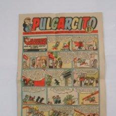 Tebeos: PULGARCITO Nº 1128. REVISTA ILUSTRADA PARA LOS JOVENES. AÑO XXXII. TDKC9. Lote 87453900