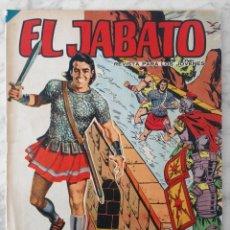 Tebeos: EL JABATO - ALBUM GIGANTE - Nº 11 - ¡UN PLAN TEMERARIO! - ED. BRUGUERA - 1966. Lote 87572944