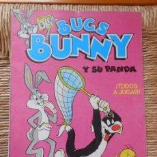 Tebeos: BUGS BUNNY Y SU PANDA -TODOS A JUGAR !. Lote 87599624