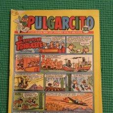 Tebeos: PULGARCITO 1449 - CON CAPITÁN TRUENO -. Lote 87613224