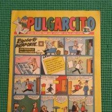 Tebeos: PULGARCITO 1438 - CON CAPITÁN TRUENO -. Lote 87614012