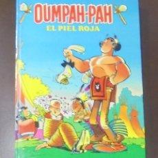 Tebeos: TEBEO. OUMPAH-PAH. EL PIEL ROJA. COLECCION SUPER BRAVO. Nº 5. EDITORIAL BRUGUERA. Lote 87693640