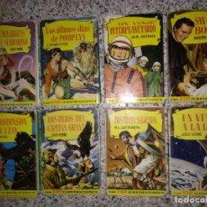 Tebeos: COLECCION HISTORIAS - 8 TOMOS - BRUGUERA.. Lote 87705844