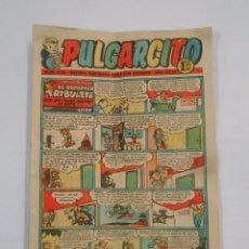 Tebeos: PULGARCITO Nº 1124. REVISTA ILUSTRADA PARA LOS JOVENES. AÑO XXXII. TDKC9. Lote 87740136