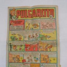 Tebeos: PULGARCITO Nº 235 - LAS TREMEBUNDAS FAZAÑAS DE DON FURCIO BUSCABOLLOS EDITORIAL BRUGUERA. TDKC9. Lote 87743016