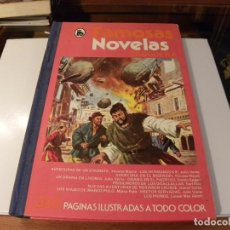 Tebeos: FAMOSAS NOVELAS DE BRUGUERA TOMO XIII. Lote 87911232