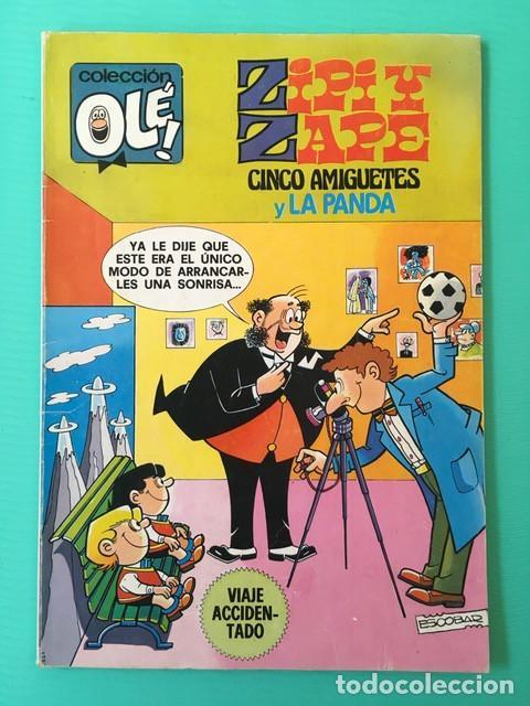 COLECCIÓN OLÉ 176 - ZIPI Y ZAPE - 1ª EDICIÓN 1979 (Tebeos y Comics - Bruguera - Ole)