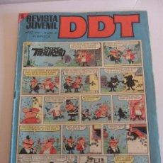 Tebeos: EL DDT Nº 0 TERCERA EPOCA. Lote 88103380