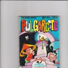 Tebeos: PULGARCITO AÑO 2 Nº 49 PUBLICACIÓN INFANTIL. Lote 88108232