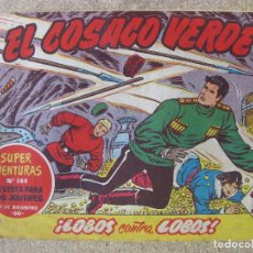 Tebeos: COSACO VERDE Nº103 - BRUGUERA. Lote 88108736