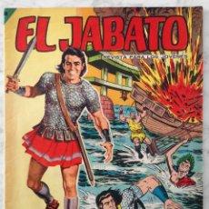 Tebeos: EL JABATO - ALBUM GIGANTE - Nº 12 - ¡EL JUNCO PIRATA! - ED. BRUGUERA - 1966. Lote 88112848