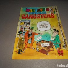 BDs: TEBEO MORTADELO ESPECIAL GANSTERS Nº 48. Lote 88153296